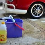 洗車はなにでしてますか?