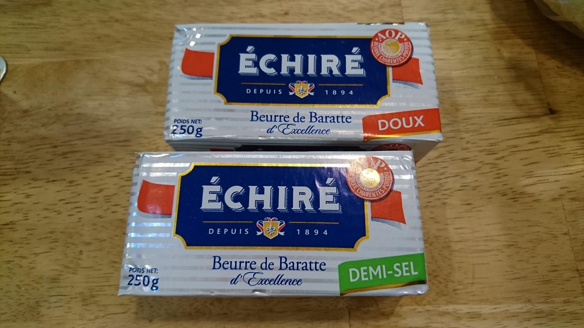 エシレ・デュ ブールのバター